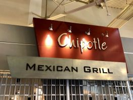 Chipotle californie analist